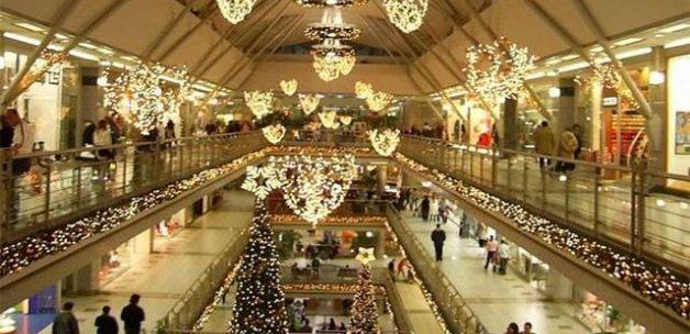 İstanbul'daki alışveriş merkezinde feci ölüm