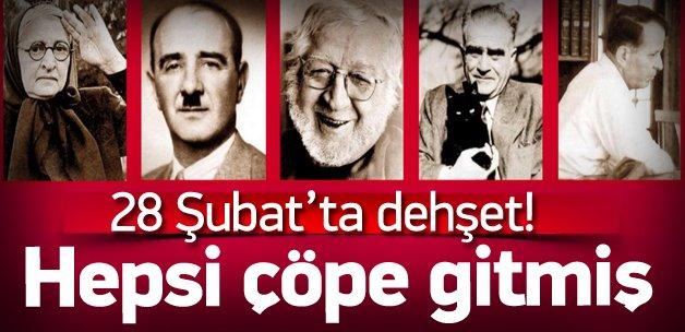 İstanbul Üniversitesi'nin arşivi de çöpe gitmiş!