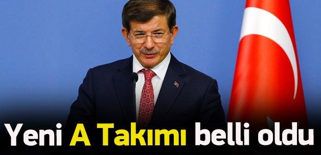 İşte Başbakan Davutoğlu'nun yeni danışmanları