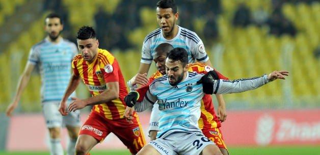 Kadıköy'de tur 113. dakikada geldi