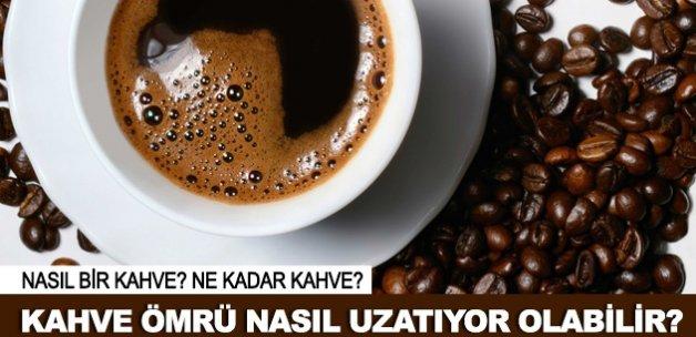 Kahve ömrü nasıl uzatıyor olabilir?