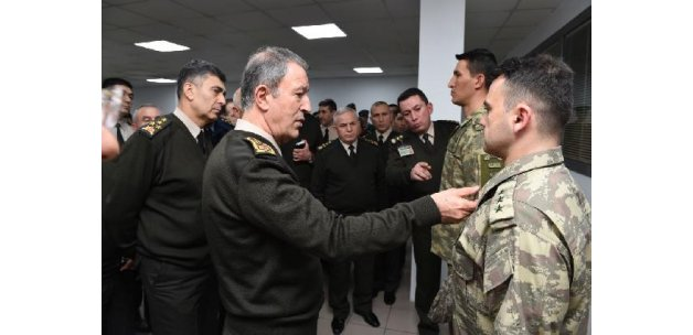 Kara Kuvvetleri Kurumsal Gelişim Çalıştayı Ankara'da yapıldı