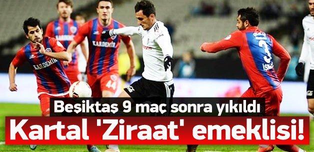 Kardemir Karabükspor - Beşiktaş