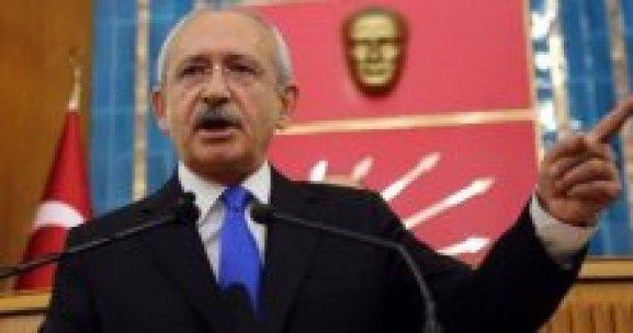 Kemal Kılıçdaroğlu'dan skandal gaf