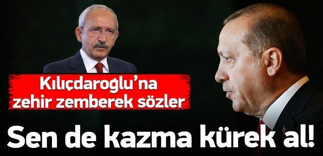 Kılıçdaroğlu'na 'Beyaz Şov' tepkisi