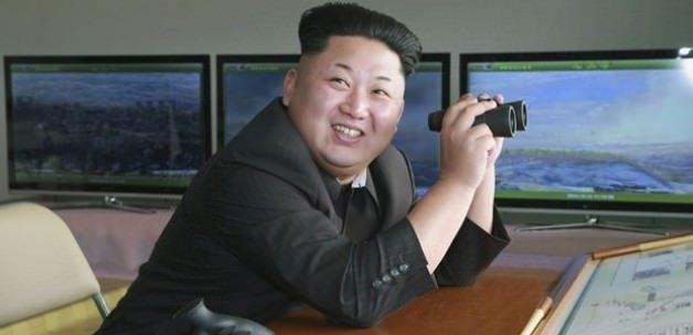 """Kuzey Kore ABD'yi """"haritadan silmekle"""" tehdit etti"""
