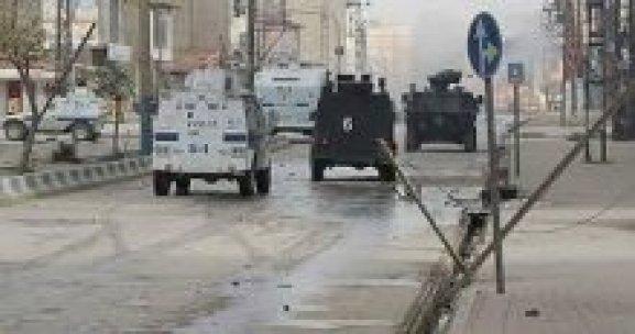 Mardin Nusaybin'de operasyon hazırlığı