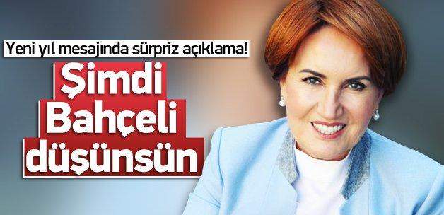 Meral Akşener: Olağanüstü kurultay toplanacak