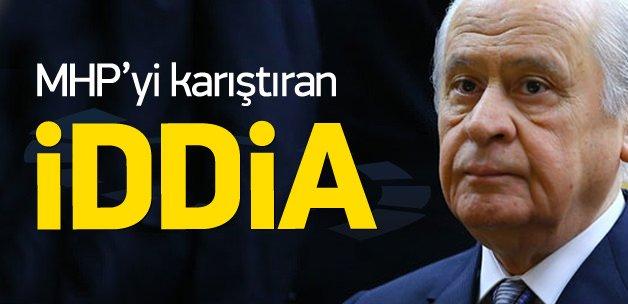 MHP'den Oktay Vural iddiası için açıklama