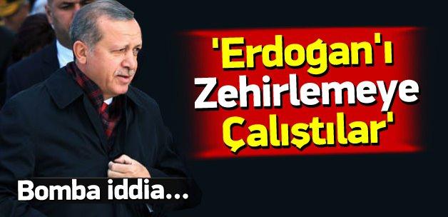 Müezzinoğlu: Erdoğan'ı zehirlemeye çalıştılar'