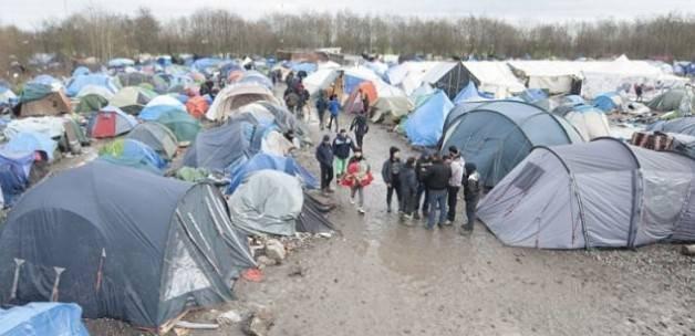 Mülteci kampında Kürdistan ve Kürtçe çağrısı!