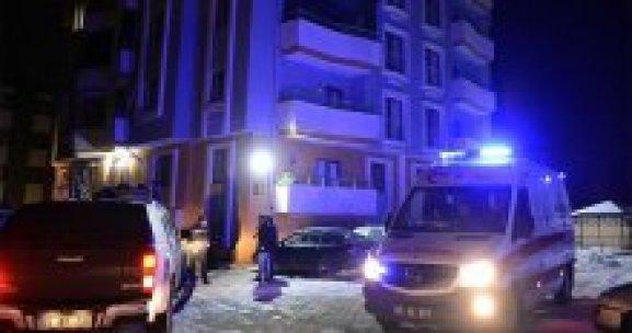 Ölü bulunan terörist kendini öldürmüş