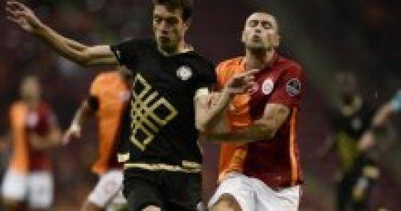 Osmanlıspor Galatasaray'a acımadı