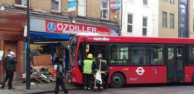 Otobüs Türk marketine girdi!
