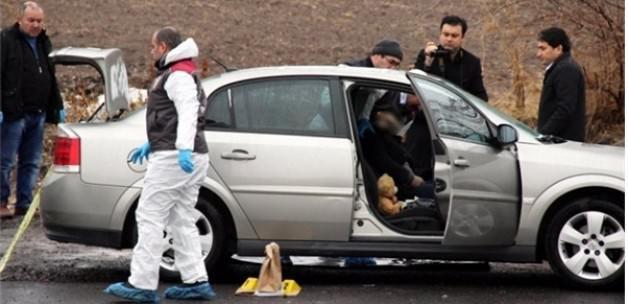 Otomobilde infaz ettiler!