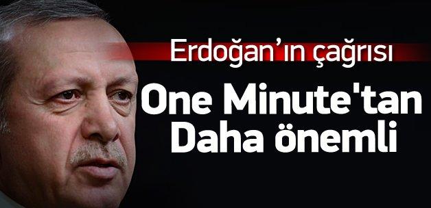 Özel: Erdoğan'ın kanaat çağrısı çok önemli