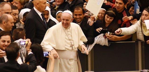 Papa'nın Sultanahmet duasında dikkat çeken ayrıntı