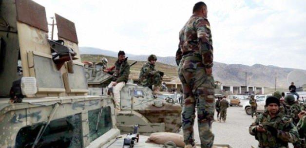 ''Peşmerge değil 'kızgın' Yezidiler yaktı''