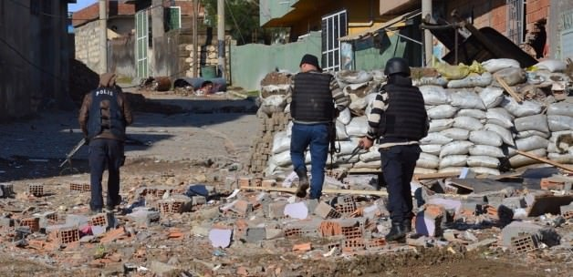 PKK'lı teröristler ilçeden süpürüldü!