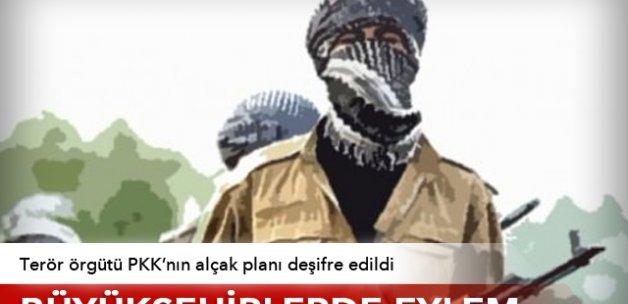 PKK'nın alçak planı deşifre oldu