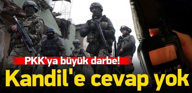 PKK'ya çok büyük darbe!