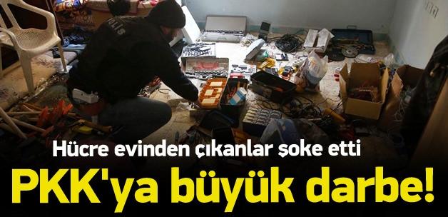 PKK'ya darbe! Hücre evinden çıkanlar şoke etti