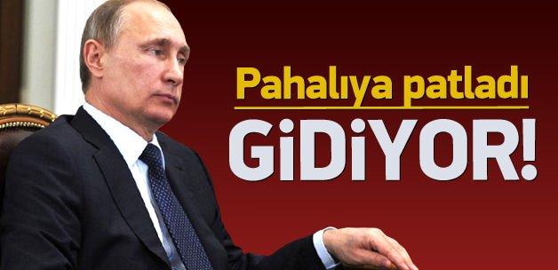 Putin'in koltuğu tehlikede! Tezgahlar boşaldı!
