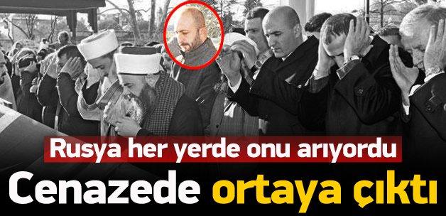 Rusların aradığı Türk cenazede ortaya çıktı
