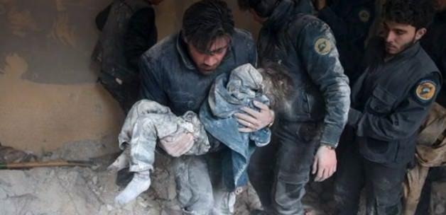 Rusya intikamını çocuklardan aldı: 3 ölü