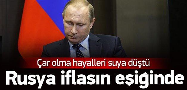 Rusya'nın hazinesi gelecek yıl sıfırlanacak
