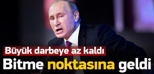 Rusya'nın tekeli son buluyor! Bitmek üzere