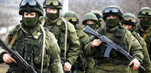 Rusya sınırımıza üs kuruyor!