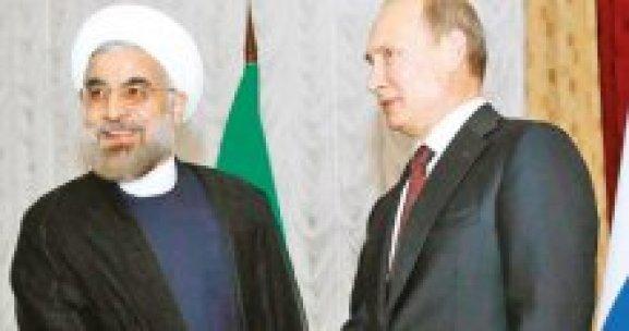 Rusya ve İran'dan kirli Türkiye ittifakı