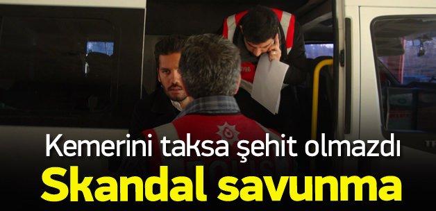 Rüzgar Çetin'in avukatından skandal savunma