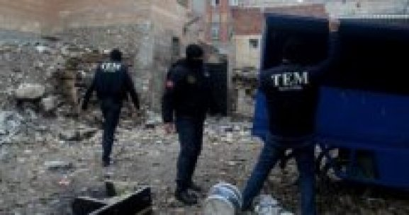 Şanlıurfa'da DAEŞ operasyonu, 21 gözaltı