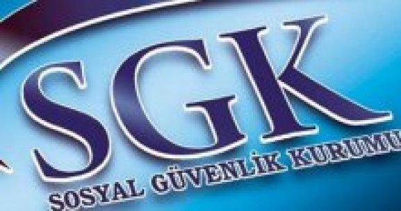 SGK'dan büyük müjde