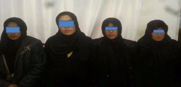 Sınırda 1139 IŞİD'li yakalandı!