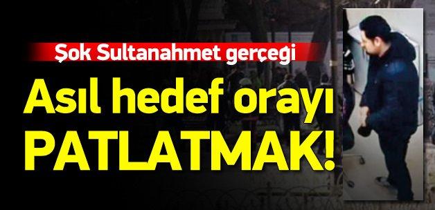 Sultanahmet bombacısı Ulus'ta kalmış, keşif yapmış