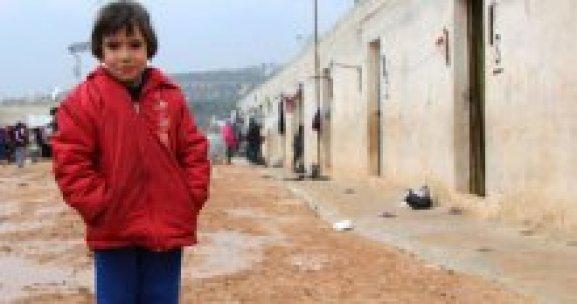 Suriyeli çocukların yaşam mücadelesi
