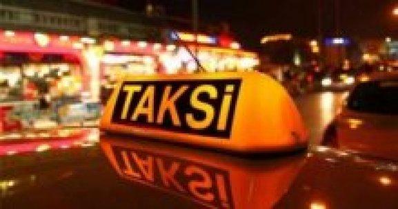 Taksiye zam geliyor