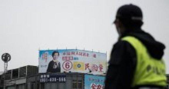 Tayvan yarın sandık başına gidiyor