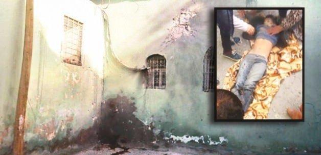 Teröristler camideki çocukları vurdu!