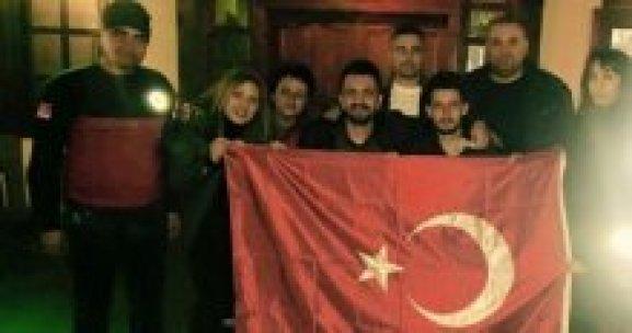 Tokat'tan Cizre'ye gönüllü olarak gittiler