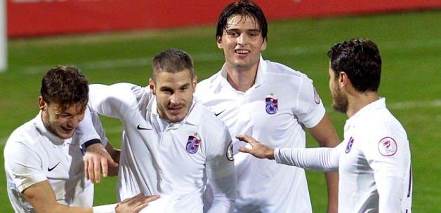 Trabzonspor kupada gümbür gümbür