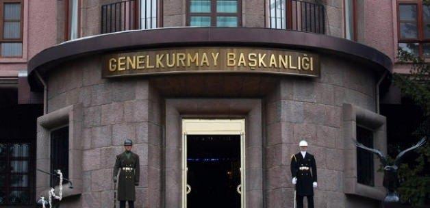 TSK açkladı! İki ilde PKK'ya darbe