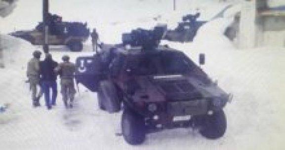 Tunceli'de PKK operasyonu, 10 gözaltı