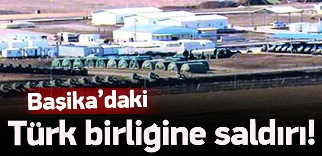 Türk askeri birliğine saldırı geri püskürtüldü