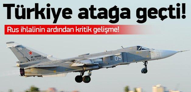 Türkiye'den diplomatik atak!