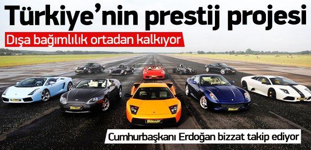 Türkiye dışa bağımlılığı bitiriyor