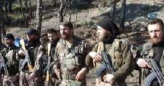 Türkmen Dağını savunan mücahitlerden İslam alemine çağrı